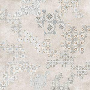 Gạch lát nền Tây Ban Nha 75x75 DECO COVER TAUPE