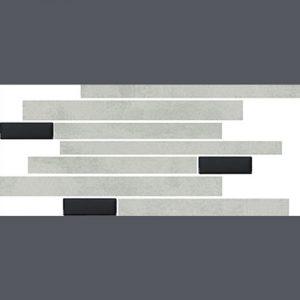 Gạch ốp Tây Ban Nha 17x30 MALLA CEMENTO BLANCO
