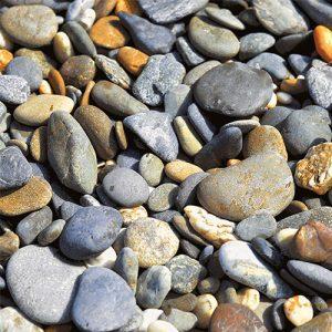 Gạch lát sân vườn 40x40 Prime 9208 vân sỏi đá