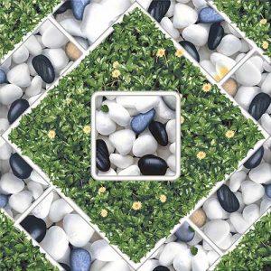 Gạch lát sân vườn 40x40 Prime 9402 vân giả cỏ