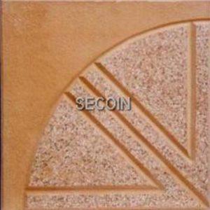 Gạch lát vỉa hè Secoin 40x40 OD-40-1013