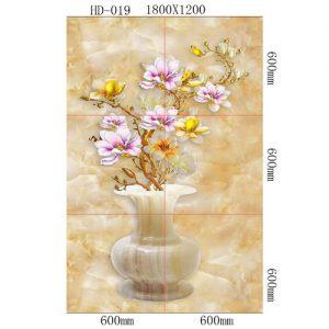 Gạch tranh trang trí HD 008 (1200x1800mm)