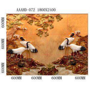 Gạch tranh trang trí HD 014 (1800x2400mm)