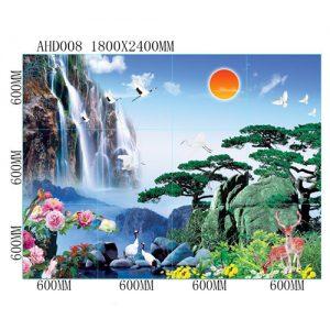 Gạch tranh trang trí HD 024 (1800x2400mm)