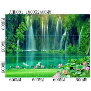 Gạch tranh trang trí HD 025 (1800x2400mm)