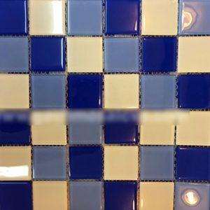 Gạch bể bơi Mosaic 3030 M07