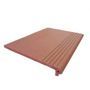 Gạch bậc thềm Hạ Long 40x30 màu đỏ đậm
