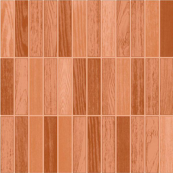Gạch lát vân gỗ 40x40 Mikado VS4504