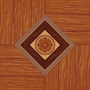 Gạch lát vân gỗ 40x40 Toko 838