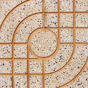 Gạch lát vỉa hè Terrazzo TMP1001