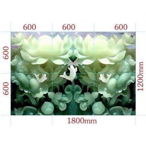 Gạch tranh trang trí HD 002 (1200x1800mm)