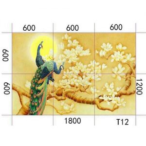 Gạch tranh trang trí HD 003 (1200x1800mm)