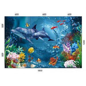 Gạch tranh trang trí HD 004 (1200x1800mm)