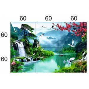Gạch tranh trang trí HD 028 (1200x1800mm)