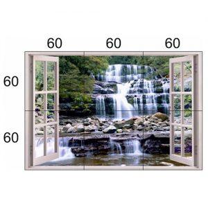 Gạch tranh trang trí HD 030 (1200x1800mm)