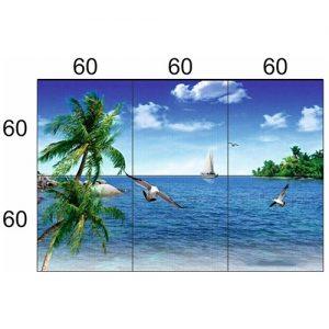 Gạch tranh trang trí HD 034 (1200x1800mm)