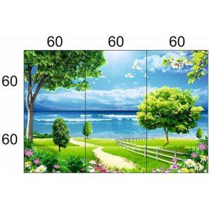 Gạch tranh trang trí HD 039 (1200x1800mm)