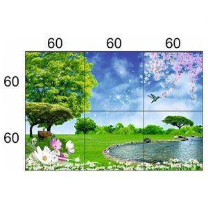 Gạch tranh trang trí HD 042 (1200x1800mm)