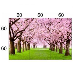 Gạch tranh trang trí HD 043 (1200x1800mm)