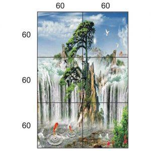 Gạch tranh trang trí HD 044 (1200x1800mm)