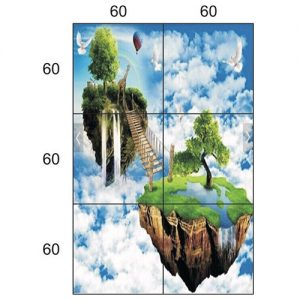 Gạch tranh trang trí HD 045 (1200x1800mm)