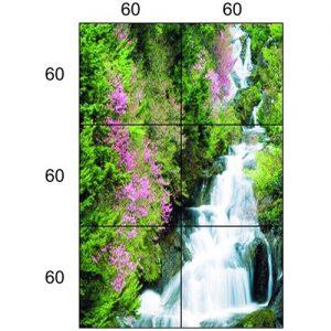 Gạch tranh trang trí HD 046 (1200x1800mm)