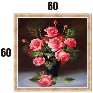 Gạch tranh trang trí HD 059 (600x600mm)