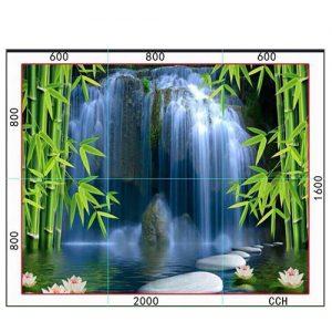 Gạch tranh trang trí HD 064 (1600x2000mm)