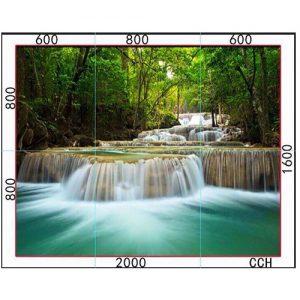Gạch tranh trang trí HD 065 (1600x2000mm)
