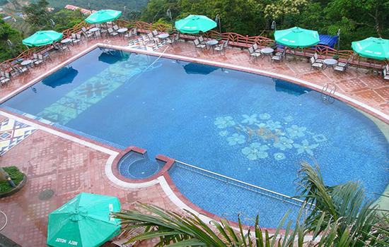 gạch bể bơi đẹp có các chứng nhận về chất lượng
