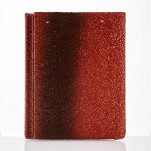 Ngói màu dạng phẳng SCG P009 Milano Red