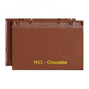 Ngói màu phẳng Fuji M11 Chocolate