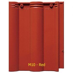 Ngói màu sóng Fuji M10 Red