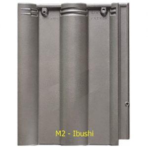 Ngói màu sóng Fuji M2 Ibushi