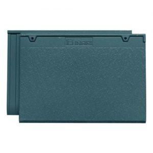 Ngói phẳng Inari P03 màu xanh