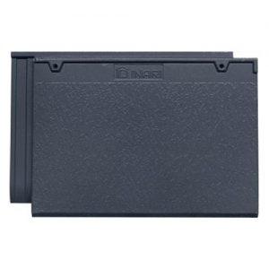 Ngói phẳng Inari P05 màu đen