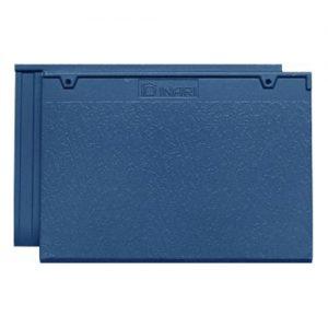 Ngói phẳng Inari P06 màu xanh cửu long