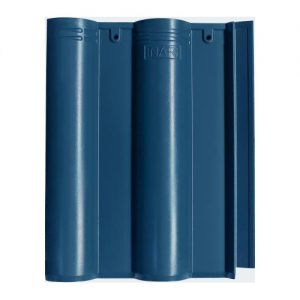 Ngói sóng Inari IF06 màu xanh cửu long