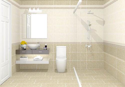 Bí kíp chọn gạch ốp lát phòng tắm nên biết
