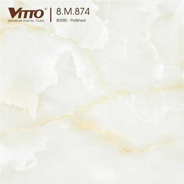 Gạch lát nền 80x80 Vitto 0874