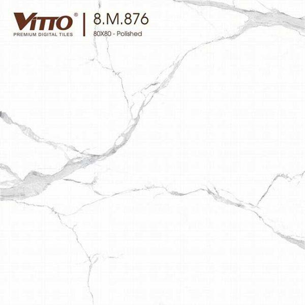 Gạch lát nền 80x80 Vitto 0876