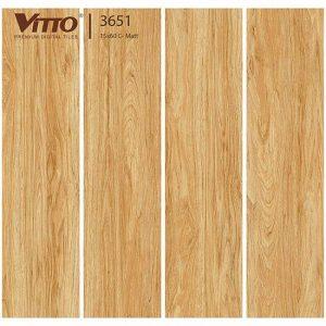Gạch lát nền 15x60 Vitto 3651