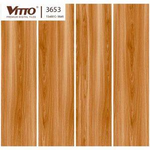 Gạch lát nền 15x60 Vitto 3653