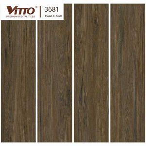 Gạch lát nền 15x60 Vitto 3681