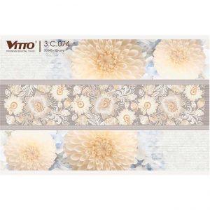 Gạch ốp tường 30x45 Vitto 3C074