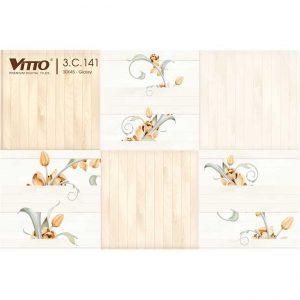 Gạch ốp tường 30x45 Vitto 3C141