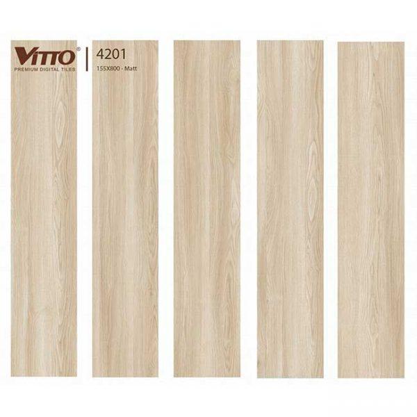 Gạch lát nền 15x80 Vitto 4201