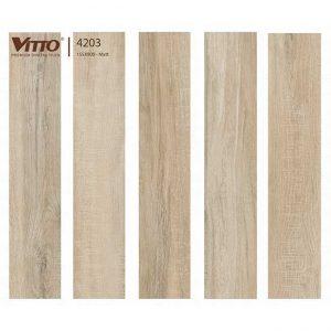 Gạch lát nền 15x80 Vitto 4203