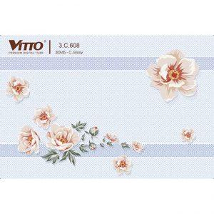 Gạch ốp tường 30x45 Vitto 6008
