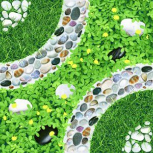 Gạch lát sân vườn 50x50 TASA 5806